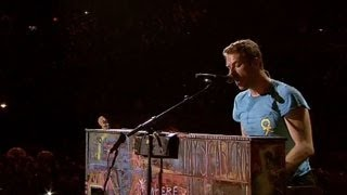 Download Coldplay - The Scientist (Live in Madrid 2011)