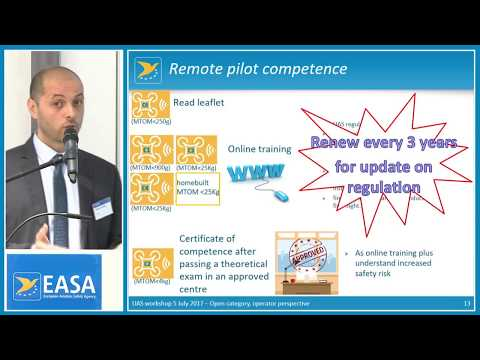 EASA's Drone rules proposal - Pt. 2: Operations in open category: UAS Regulation