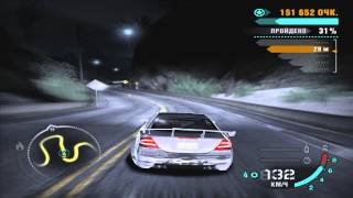 Прохождение Need for Speed: Carbon - #7(2/2) [Вольф/Wolf]