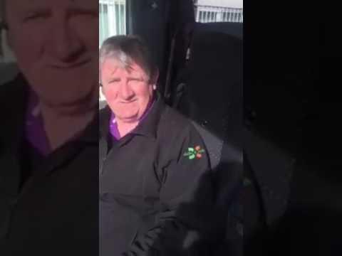 Dublin Coach luxury coach going from Dublin to Belfast now