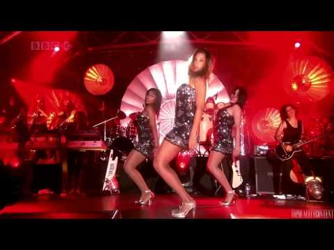 Beyoncé - Baby Boy & Naughty Girl (BBC Live)