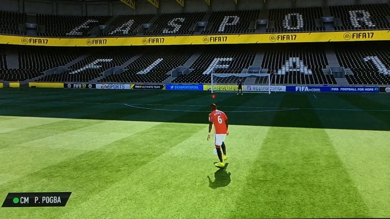 How to do some basic tricks in fifa17 ps4kick ups fake shot how to do some basic tricks in fifa17 ps4kick ups fake shot ronaldo chop basic tricks ccuart Image collections