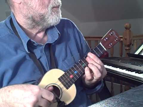 Parisienne Walkways - solo ukulele - YouTube