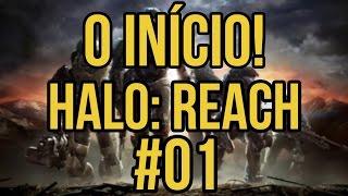 O início! - Halo: Reach #01