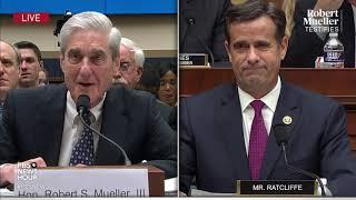 WATCH: Rep. John Ratcliffe's full questioning of Robert Mueller | Mueller testimony