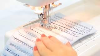 видео Швейные машинки Janome