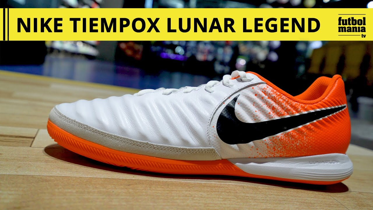 Pato Playa Betsy Trotwood  Nike TiempoX Lunar Legend VII Pro IC - YouTube