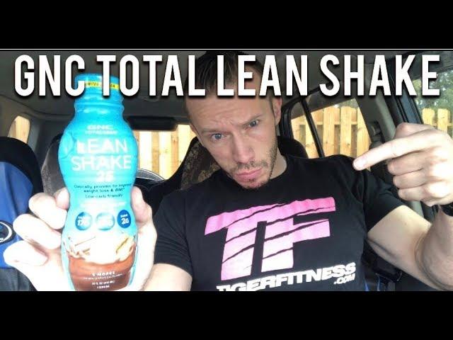 Gnc lean shake 25 rezultate pierdere în greutate