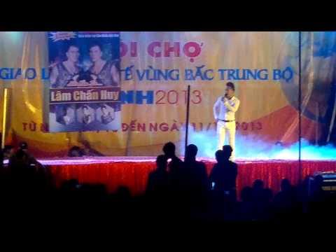 Đêm diễn của Châu Khải Phong tại  TP Vinh