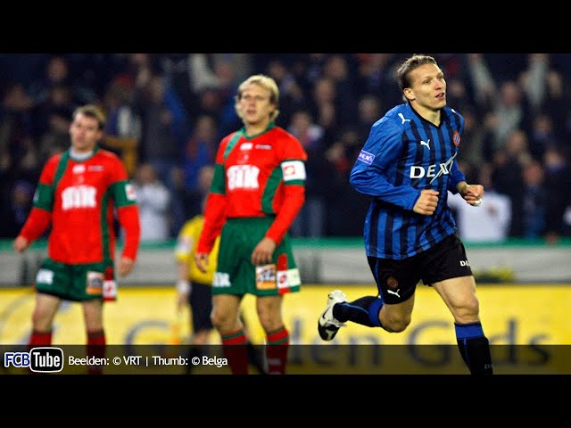 2008-2009 - Jupiler Pro League - 09. Club Brugge - Zulte Waregem 2-0
