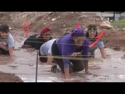 Buffalo Battle 5K Mud Run - Odessa, Texas