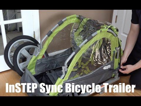 Amazon. Com: instep / schwinn bike trailer coupler attachment: in.