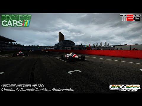 Project CARS | Formula Masters by T2G - M1 : Formula Rookie @ Hockenheim