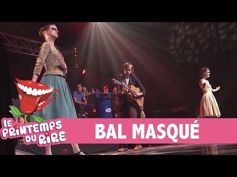 BLOND AND BLOND AND BLOND - Au bal masqué -La nuit du Printemps 2015