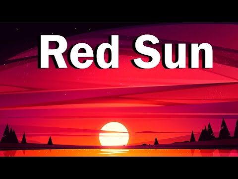 Jazzy Beats - Red Sun - Lofi Hip Hop Jazz Music to Relax, Study, Work and Chill