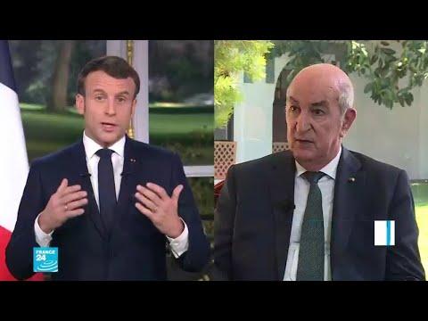 فرنسا - الجزائر: مباحثات هاتفية بين الرئيسين ماكرون وتبون  - نشر قبل 2 دقيقة