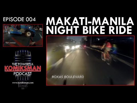 TPKP 004: Biking Through Metro Manila Traffic is an Extreme Sport! (SJCAM Legend, Doppelganger 219)