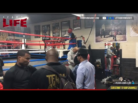 Immediate Reaction to Errol Spence Jr., Sparring 4 Straight Different Opponents