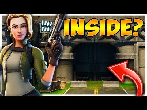Here Is Whats Behind The HUGE DOOR In Fortnite Chapter 2!