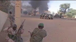 Al menos 78 muertos en combates entre yihadistas y militares chadianos en el norte de Mali