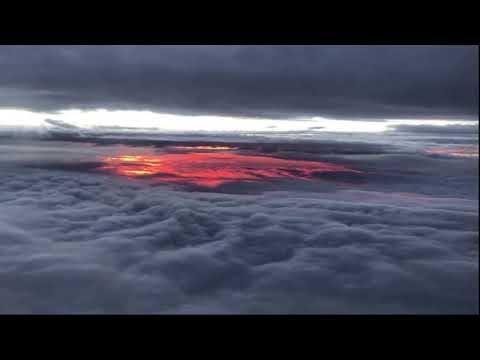 Flat Earth   Airplane Pilot Cockpit   The Sun thumbnail