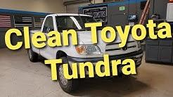 Toyota Tundra Windshield Replacement