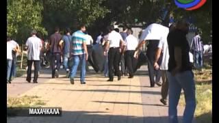 Дагестанские спортсмены за чистый город