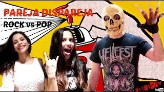 Pareja dispareja, rock vs pop thumbnail