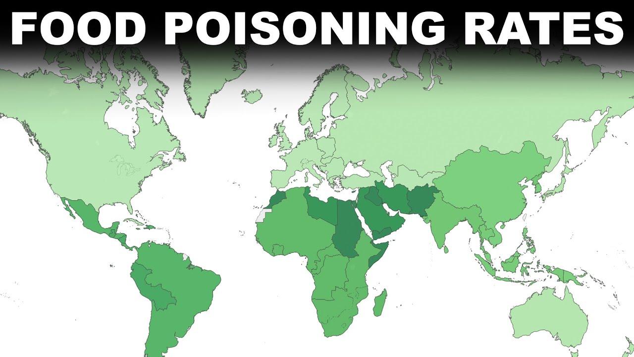 Where foodborne illness happens