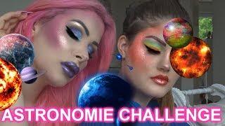 ASTRONOMIE Makeup Challenge!