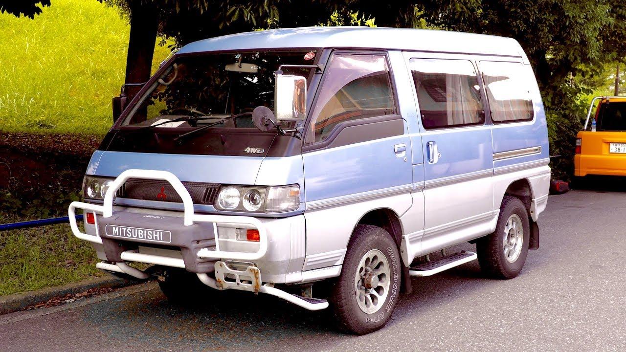 1992 Mitsubishi Delica Star Wagon Turbo Diesel (USA Import