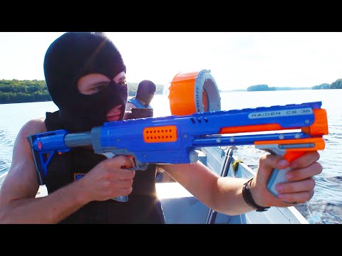 Nerf Squad 11: The Escape