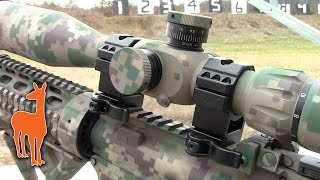 Review: Do Leapers UTG Quick-Detach Scope Rings Hold Zero? (30mm QD Rings) | The Social Regressive