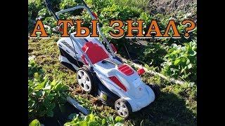 Видеообзор моей садовой техники: делимся опытом