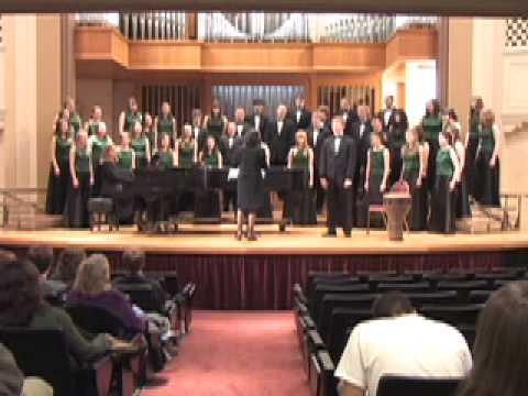 Salem Academy Choir - City Called Heaven