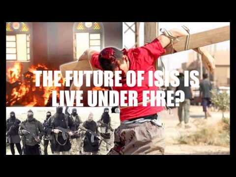 KILLING ISIS IN SYRIA & IRAQ WAR - BIBLE PROPHECY