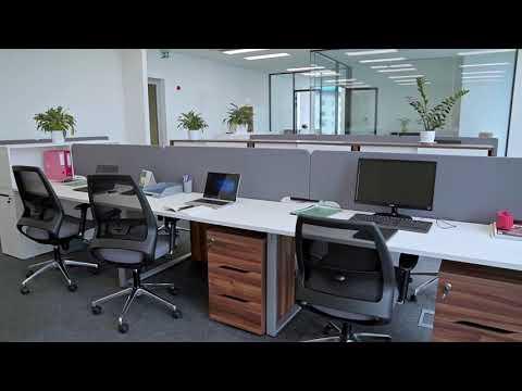 Ультрасовременные офисы Talan Towers