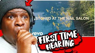 Artist REACTS TO - Lorde - Stoned at the Nail Salon (Visualiser) - REACTION
