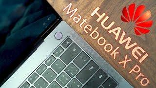 معاينة لابتوب  MateBook X Pro من هواوي!