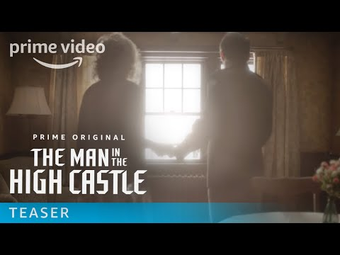 The Man in the High Castle – Season 3 Announcement I Amazon Video