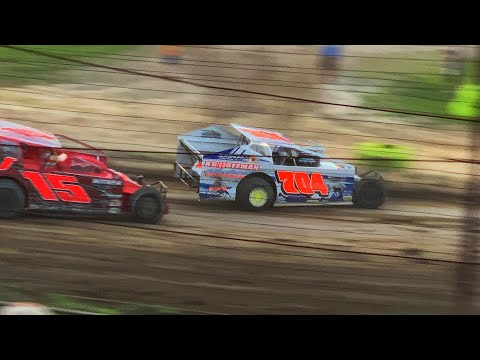 358 modified at Grandview Speedway July 13, 2019!