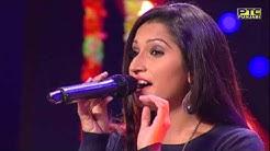 Jasmine singing Aaya Ladiye Ni Tera Seriyan Wala | Voice Of Punjab Season 7 | PTC Punjabi