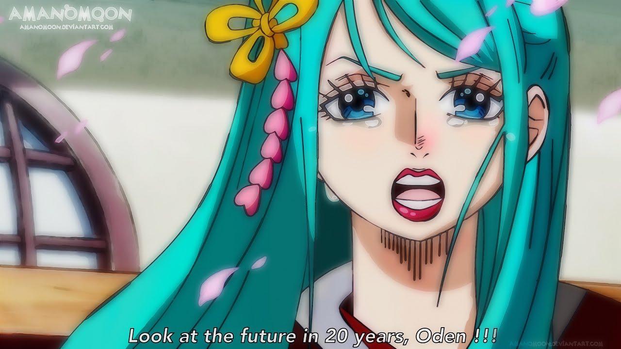 One Piece - Kozuki Toki - YouTube