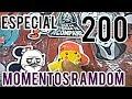 ESPECIAL 200 SUBS + REGALOS + MOMENTOS DE AMIGOS + CELULARES PRESTADOS