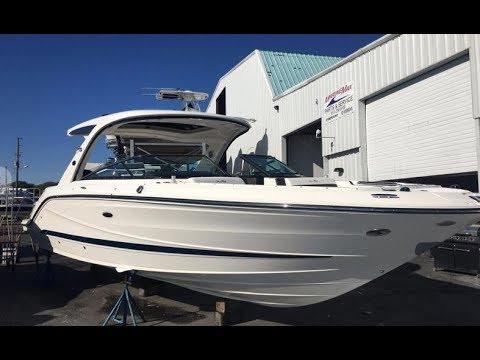 2018 Sea Ray SLX 310 OB Boat For Sale at MarineMax Wrightsville Beach