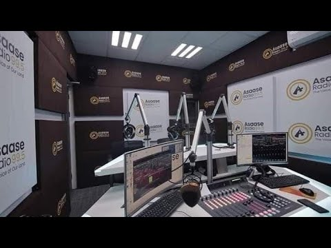#WATCH📽️  Promo video produced for Asaase Radio 99.5 FM in Accra Cantoment