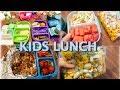 KIDS SCHOOL LUNCH IDEAS 1st 4th 5th 8th