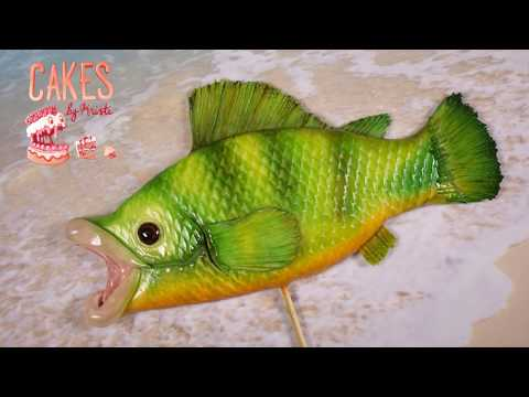 Fish Topper Tutorial (Time Lapse)