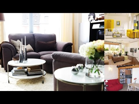 Small Living Room Design Ideas - Best Space Saving Interior Designs