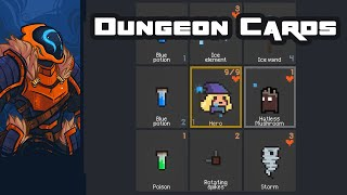 Dungeon Cards - Finely Tuned, But Simplistic Roguelite Puzzle Game